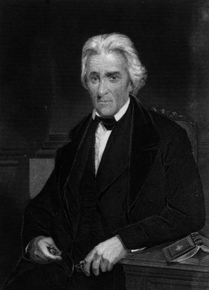 Andrew Jackson, the seventh president of the United States.