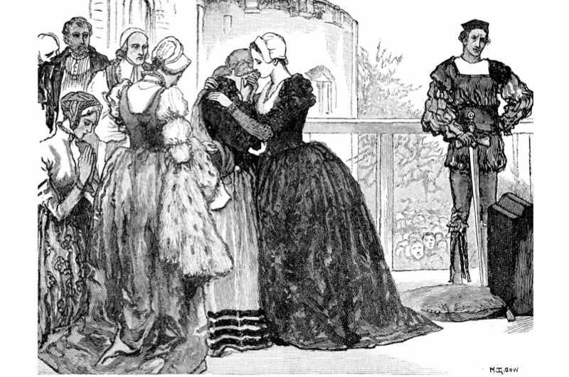 Anne Boleyn was executed on 19 May 1536. (Photo by World History Archive/Alamy)