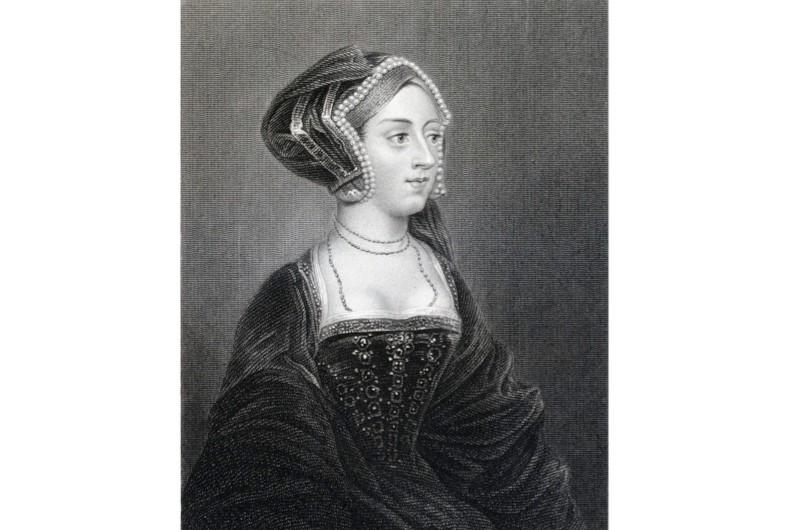 Anne Boleyn. (© Classic Image / Alamy)
