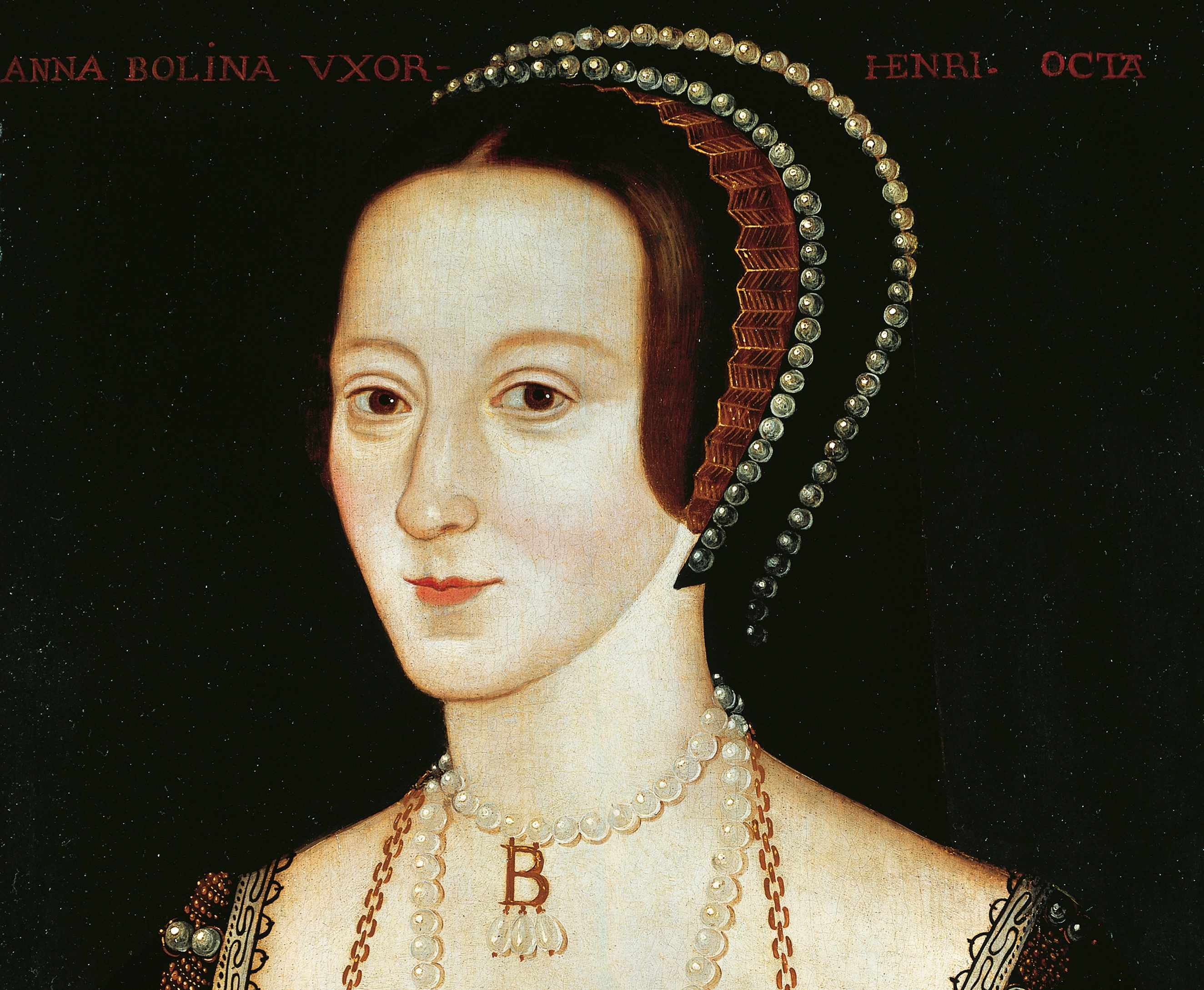 Painting of Anne Boleyn