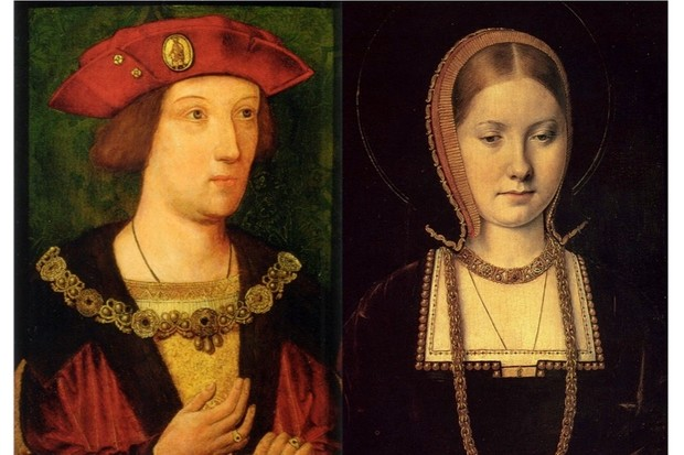 Arthur, Catherine and Henry: a story of early Tudor triumph and tragedy