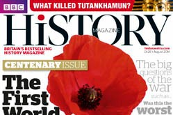 Bbc history magazine history extra august 2014 fandeluxe Image collections