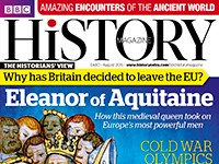 Bbc history magazine history extra august 2016 fandeluxe Image collections