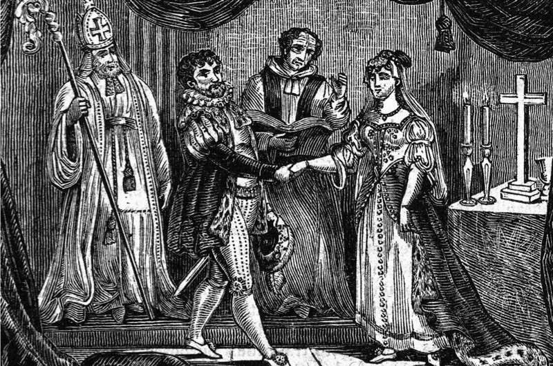 In renaissance marriage england arranged Marriage and