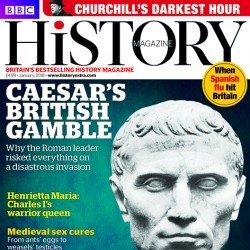 Cover of BBC History Magazine
