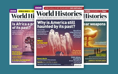 BBC World Histories magazine cover