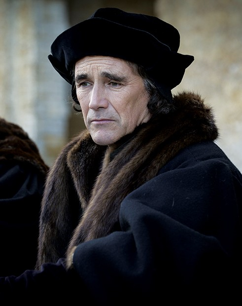 WARNING: Embargoed for publication until: 24/08/2014 - Programme Name: Wolf Hall - TX: n/a - Episode: Early release (No. 1) - Picture Shows: **Embargoed till 24th August** Thomas Cromwell (MARK RYLANCE) - (C)  Company Productions (Wolf Hall) Ltd - Photographer: Ed Miller