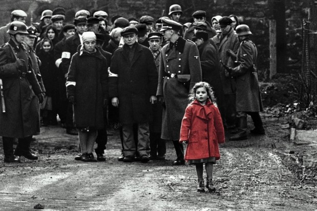 The 1993 film 'Schindler's List'. (AF Archive/Alamy Stock Photo)