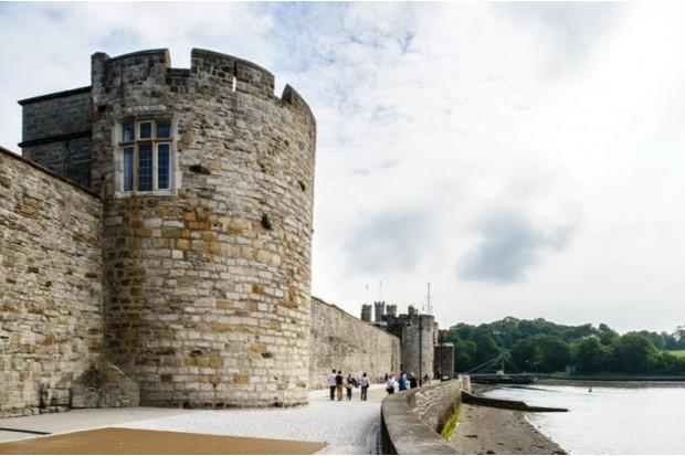 Bath Tower, Gwynedd. (Photo by The Landmark Trust)