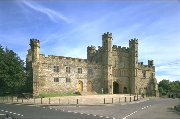 Battle Abbey. (Photo by English Heritage/Heritage Images/Getty Images)