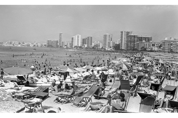 Benidorm, 1964