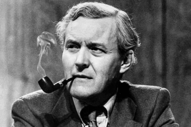 Politics. Personalities. pic: 3rd October 1977.  Anthony Wedgewood-Benn , (Tony Benn) born 1925, Labour MP. at the Labour Party Conference. Credit: Popperfoto.com Ref: PLP