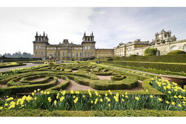 Blenheim Palace. (Photo by Imagno/Getty Images)
