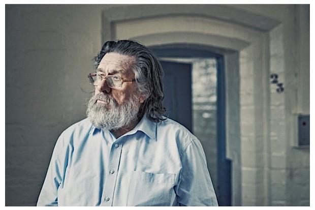 Ricky Tomlinson at Shrewbury prison