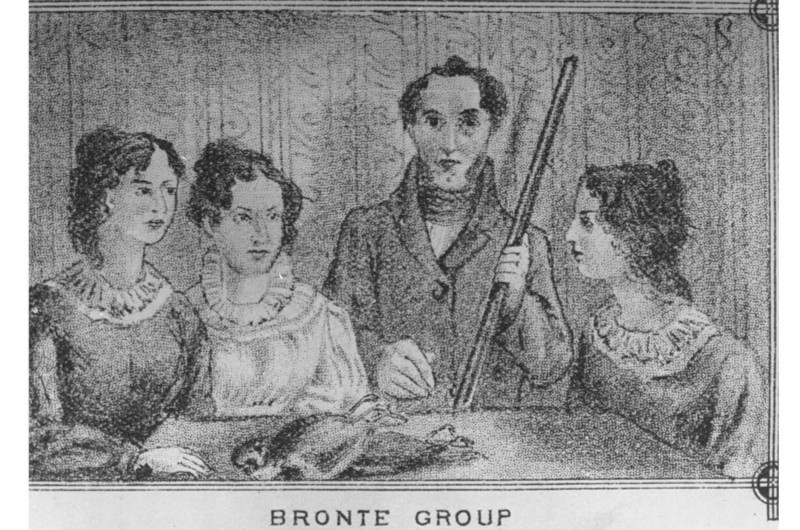 The Brontë family.