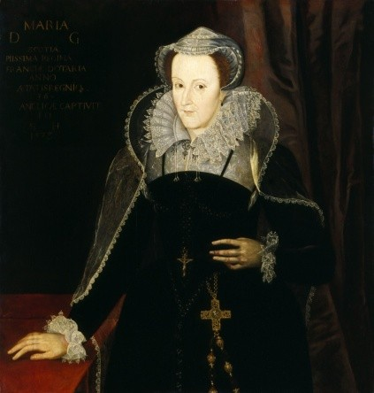 Mary, Queen of Scots. (Lifestyle pictures/Alamy)