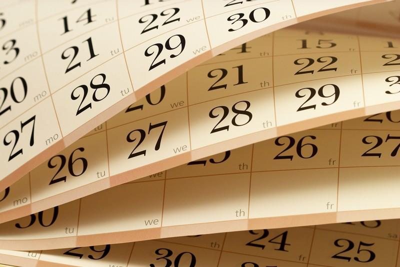 Calendar-©-Grublee-Dreamstime-1690830