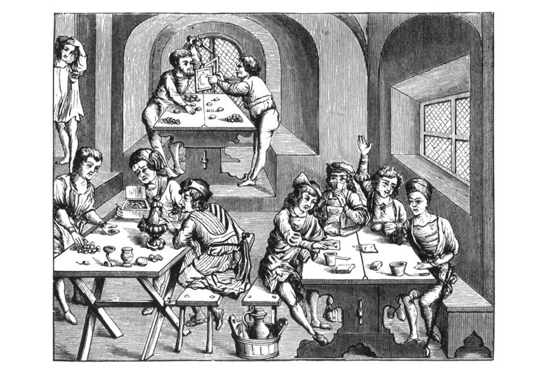 Chess, gambling and cards: Tudor games and indoor pastimes
