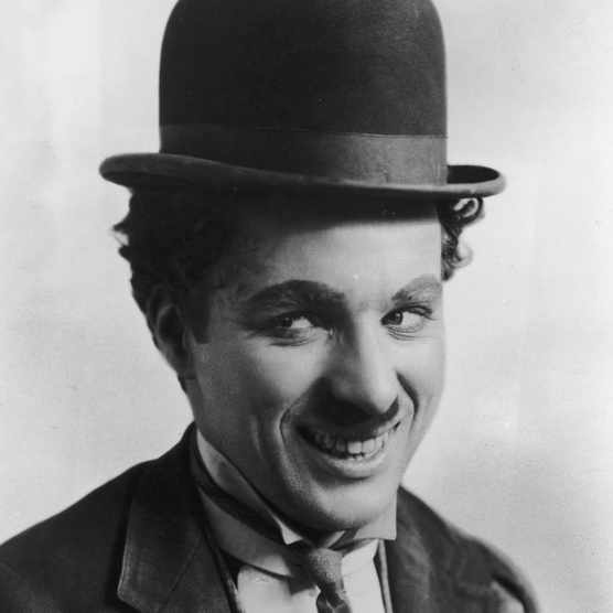 Charlie Chaplin - Getty Images