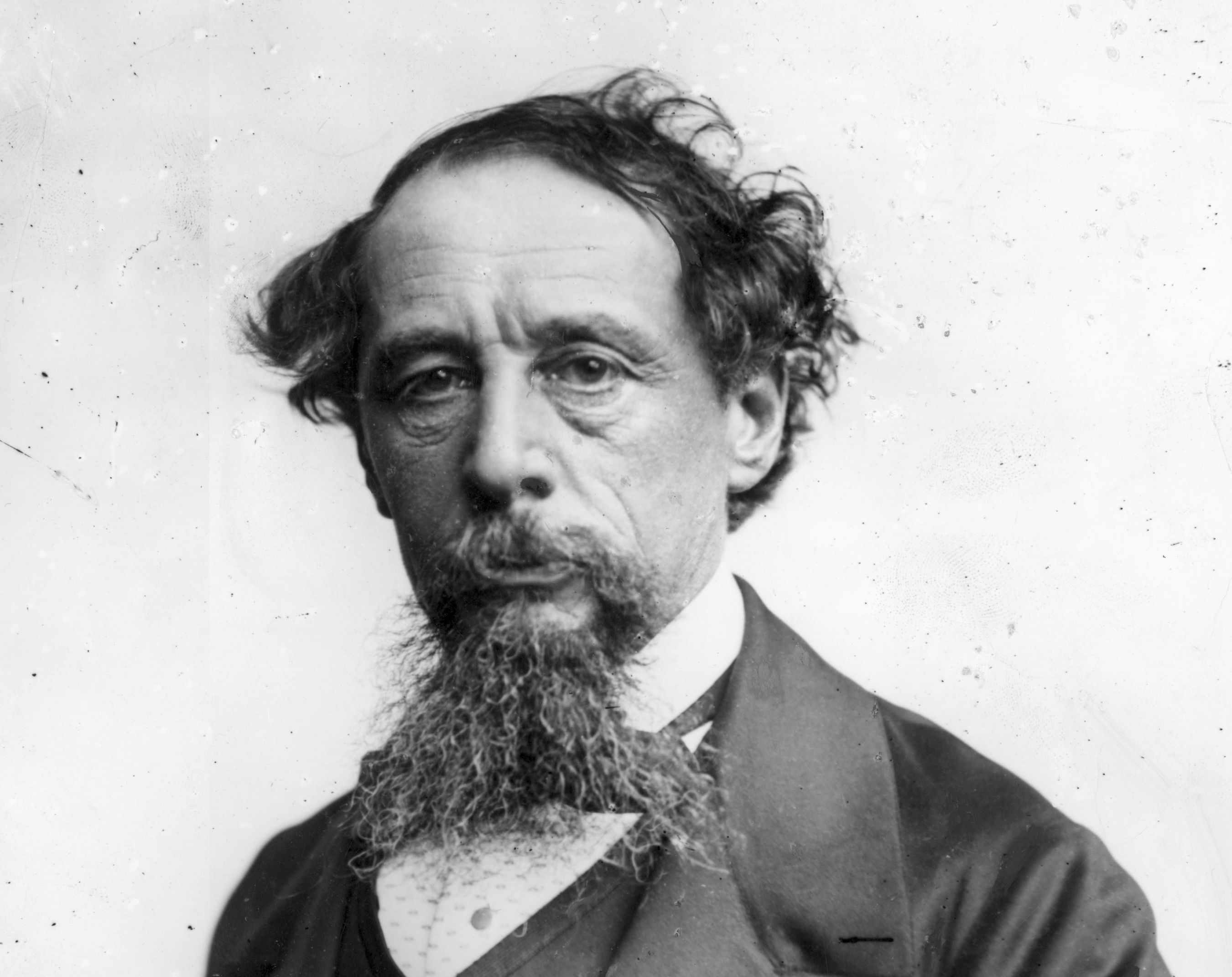 Charles Dickens - Getty Images