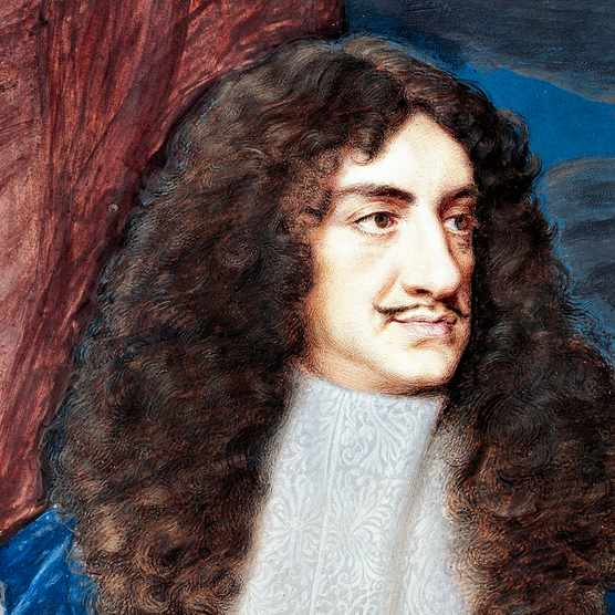 Charles II - Getty Images