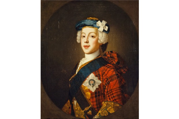 Charles Edward Stuart, by William Mosman, 1750. Oil on canvas. (National Galleries Of Scotland/Getty Images)