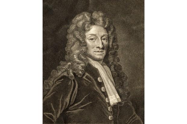 Portrait of Sir Christopher Wren