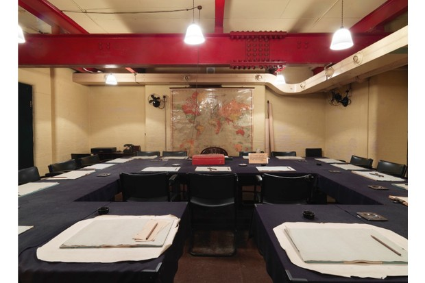 """""""Secrets of the Churchill War Rooms"""" Book Project. Not to be used until the publication of the book."""