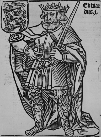 c1264, Edward I (1239-1307), known as 'Hammer of the Scots'. (Photo by Hulton Archive/Getty Images)