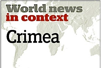 Complex Crimea: the history behind the relationship between Russia and Ukraine over Crimea