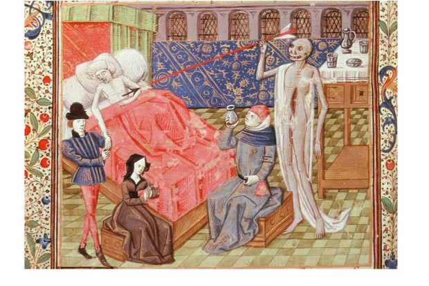 Heavenly dew: crying in the Middle Ages