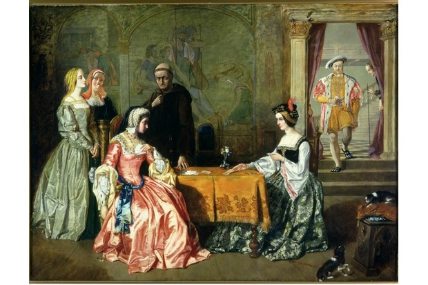 'Henry VIII and His Wives