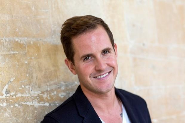 Historian, presenter and author Dan Jones. (David Levenson/Getty Images)
