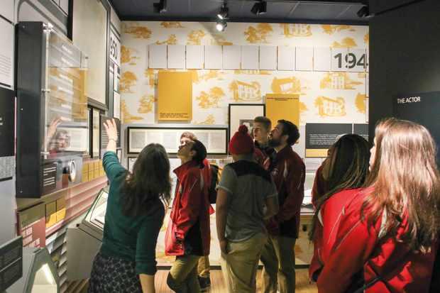 Dylan Thomas exhibition