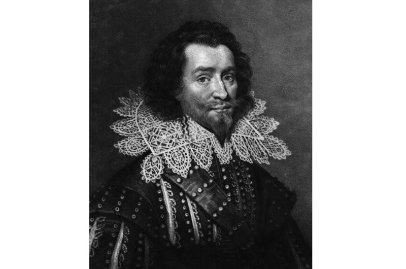 English statesman George Villiers, Duke of Buckingham, c1620. (Photo by Hulton Archive/Getty Images)