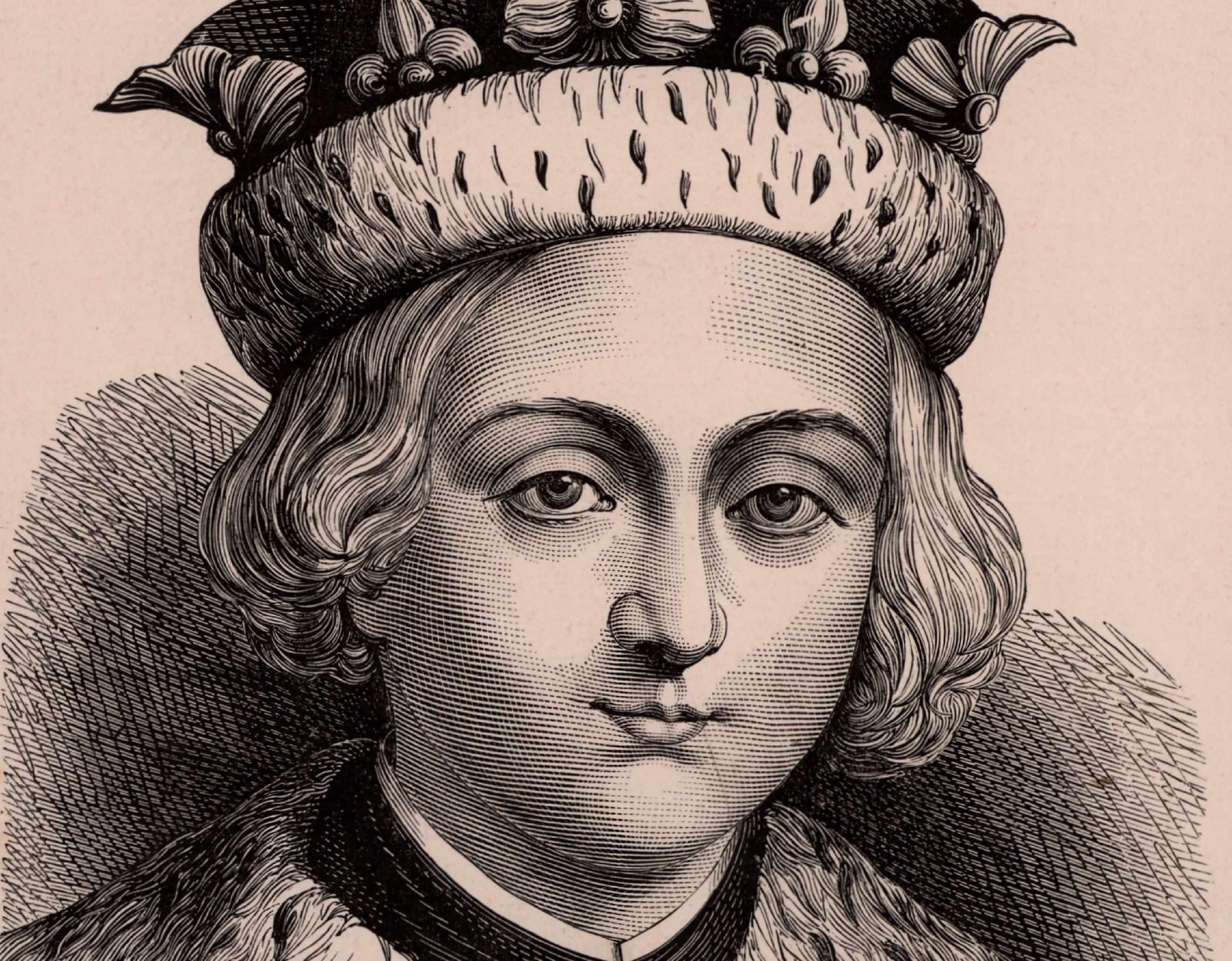 Portrait of Edward V