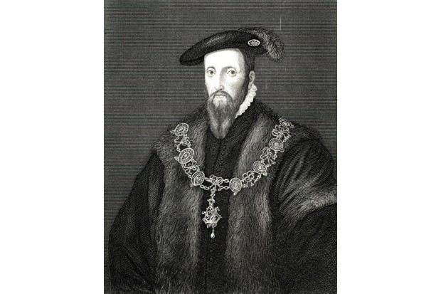 Edward Seymour, brother of Jane Seymour, Henry VIII's third wife. (Photo by Universal History Archive/Getty Images)