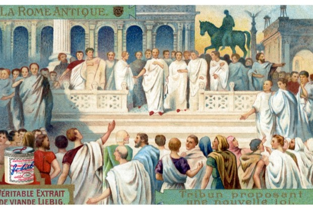 similarities between roman republic and athenian democracy
