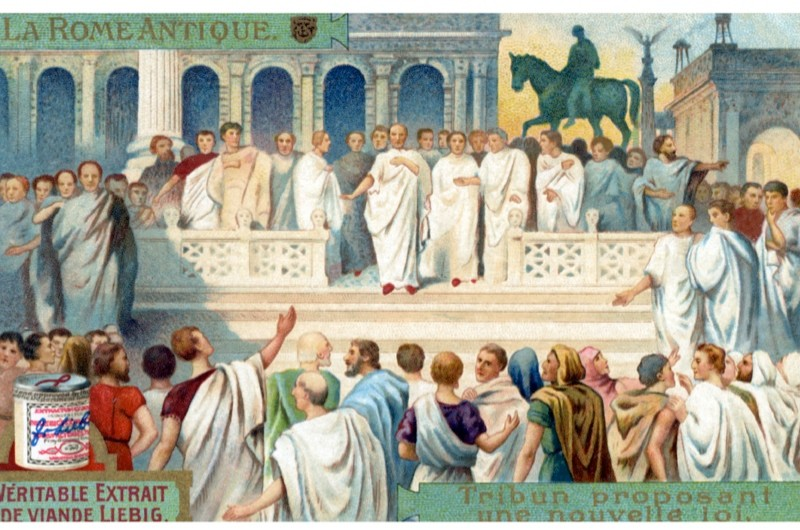 Elections in the late Roman Republic: how did they work? - HistoryExtra
