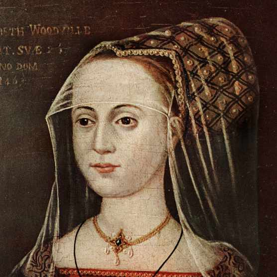 Elizabeth Woodville - Getty Images