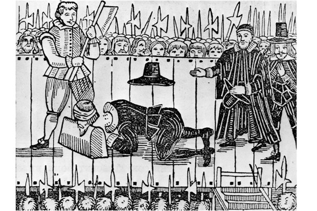 Murder, conspiracy and execution: six centuries of scandalous royal deaths