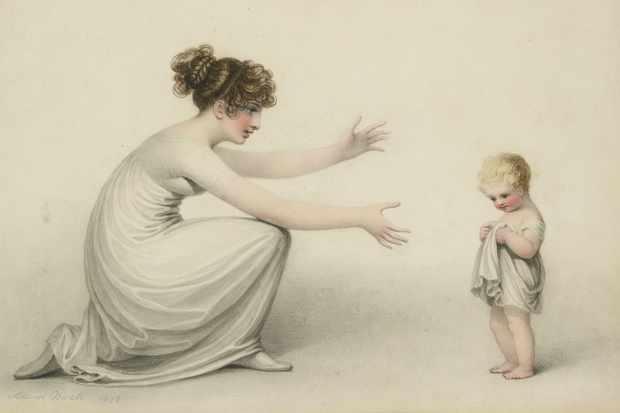 "Adam Buck,""First steps in Life"",1808"