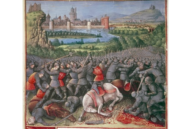 Living through the Crusades: 3 poems and songs that reveal how medieval people felt about the holy war