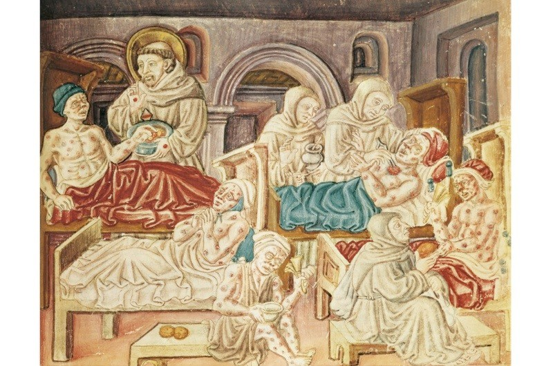 The hospital experience in medieval England