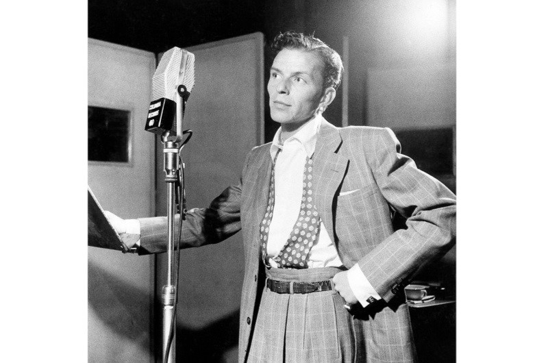 In Pictures Frank Sinatra At 100 History Extra
