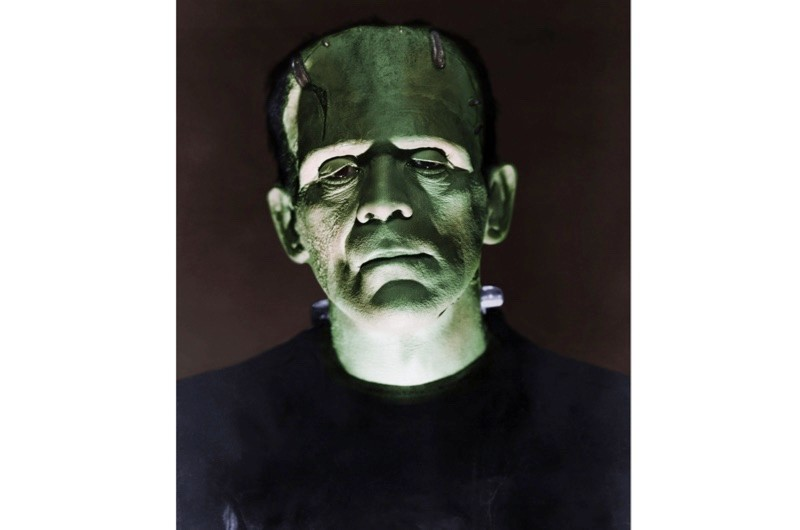 Actor Boris Karloff as Frankenstein's Monster in James Whale's classic 1931 film. (Bettmann/Getty Images)