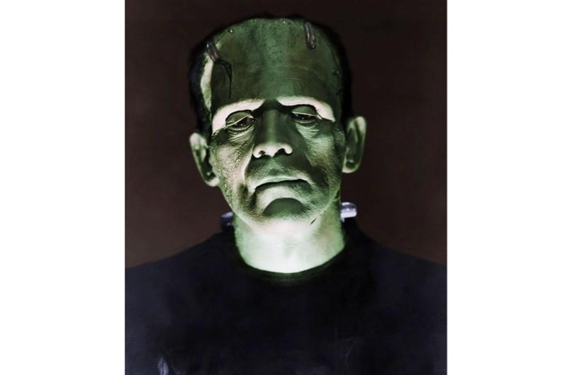 Actor Boris Karloff as Frankenstein's Monster in James Whale's classic 1931 film. (Bettmann/Getty Images)
