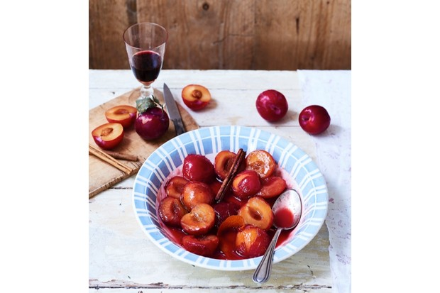 French plums. (© CICO Books 2017)