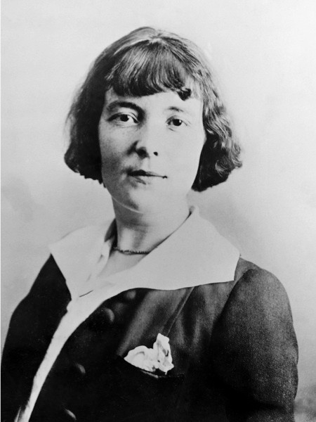 Katherine Mansfield. (Getty Images)