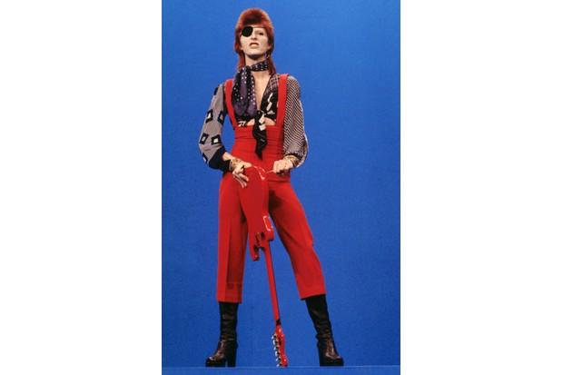 David Bowie performs 'Rebel Rebel'